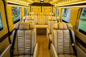 Limousine Minh Trí chuyên chạy tuyến Sài Gòn Đà Lạt