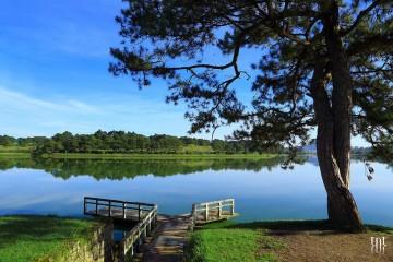 Hồ Xuân Hương – Vẻ đẹp dịu dàng của thành phố Đà Lạt