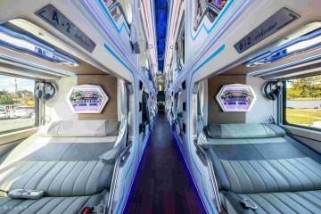 Top những nhà xe limousine chuyên tuyến Sài Gòn – Đà Lạt chất lượng