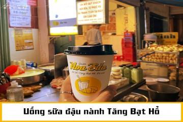 Những quán sữa đậu nành đông khách lui tới tại Đà Lạt