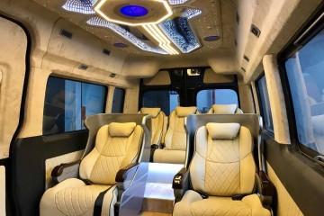 Top 5 hãng xe limousine Sài Gòn Cần Thơ