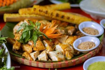 Top 5 quán gà nướng cơm lam ngon quên lối về ở Đà Lạt