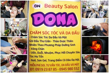 Beauty Salon DONA Đà Lạt – Nơi chăm sóc sắc đẹp và sức khỏe cho mọi người