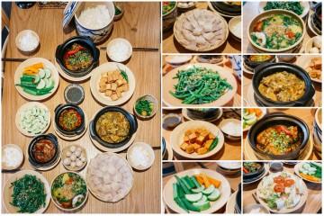 Ấm bụng cùng bữa ăn đậm đà hương sắc tại Bếp Nhà Nhi