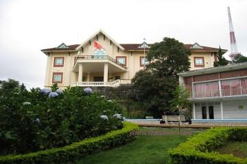 Những khách sạn độc đáo và hấp dẫn tại Đà Lạt