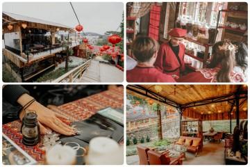 Vô Nhiên Sơn Trang – Phim trường cổ trang phong cách Trung Hoa  hot nhất Đà Lạt