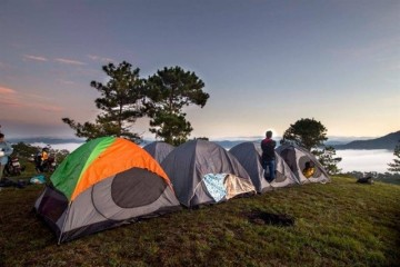 Tuyệt chiêu để có buổi cắm trại qua đêm đầy thú vị tại Đà Lạt