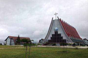 Chủng viện Minh Hòa Đà Lạt - Cảnh sắc thơ mộng rung động lòng người