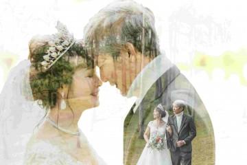Kỷ niệm 30 năm bên nhau bằng bộ ảnh cưới đầu tiên đầy ngọt ngào