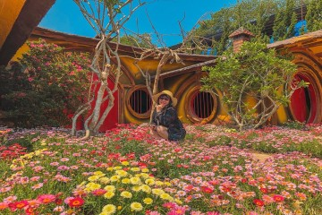 Dalat Fairytale Land - Lạc vào thế giới cổ tích thần tiên