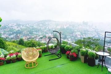 Dalat Golf Cafe - Nơi ngắm toàn cảnh thành phố Đà Lạt từ mọi góc nhìn