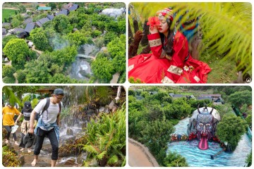 Khám phá điểm du lịch Quỷ Núi mới toanh vô cùng thú vị tại Đà Lạt