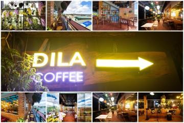 DILA Coffee House - Chốn hò hẹn mộc mạc, bình yên