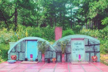 Đồi thông hai mộ Đà Lạt - Danh thắng gắn liền với thiên tình sử bi thương
