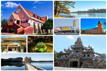 Điểm danh những địa điểm tham quan miễn phí đẹp ngất ngây không thể bỏ qua khi đến Đà Lạt
