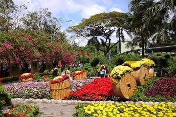 Lịch trình tổ chức festival hoa Đà Lạt 2019