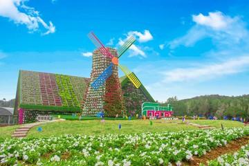 Khu du lịch Fresh Garden Đà Lạt – Thả hồn vào thiên đường của muôn loài hoa