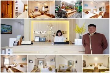 GOLDEN BEE HOTEL - Khách sạn sang trọng kết hợp không gian mở giao hòa với thiên nhiên