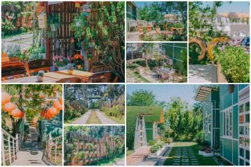 Tạm xa phố thị xô bồ, nghỉ dưỡng cùng không gian xanh của GreenLand Đà Lạt