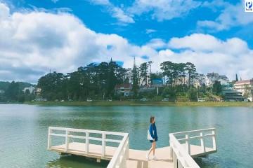 Top những hồ nước nổi tiếng ở Đà Lạt