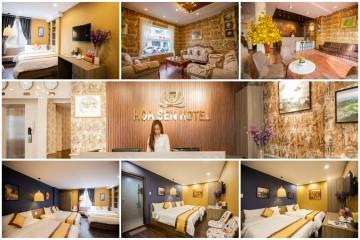 Trải nghiệm dịch vụ nghỉ dưỡng hoàn hảo tại Hoa Sen Hotel