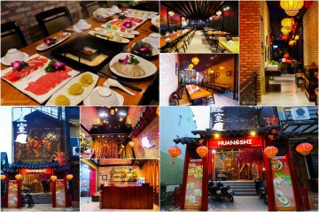 Trải nghiệm ẩm thực chuẩn xứ Cảng Thơm tại Huangshi Hotpot