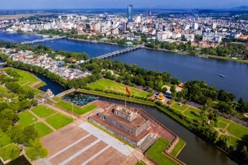 Top 5 thành phố đáng sống ở Việt Nam