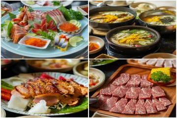 JEONG WON - Korean Restaurant, sự kết hợp xuất sắc của ẩm thực Hàn – Nhật