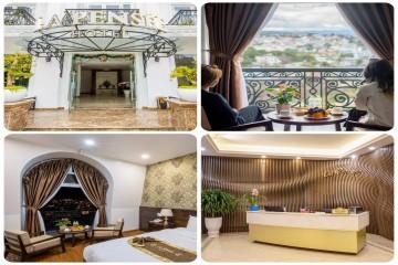 La Pense'e khách sạn chuẩn 3 sao sang chảnh – view siêu đẹp tại Đà Lạt