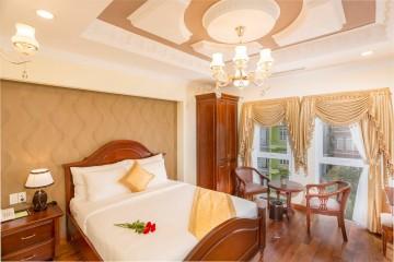Khách sạn Lam Anh Luxury đẳng cấp của sự sang trọng ngay trung tâm Đà Lạt