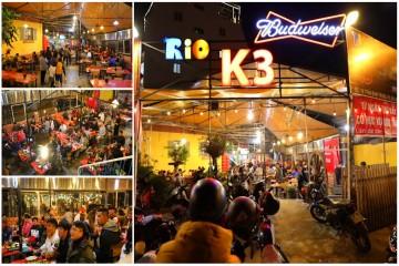 Lẩu nướng RIO – K3: Thưởng thức là mê