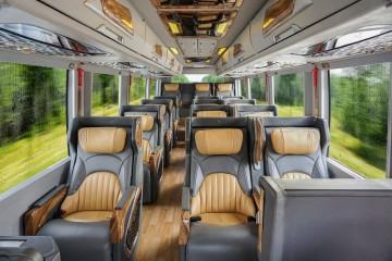 Limousine 15 chỗ 3S Limo chạy tuyến Sài Gòn Đà Lạt