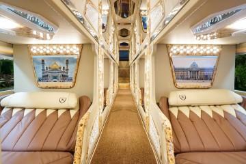 Limousine Phong Phú tuyến Sài Gòn - Đà Lạt lựa chọn tuyệt vời để đến Đà Lạt du hí