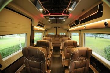 Amazing Limousine lựa chọn hàng đầu cho du khách