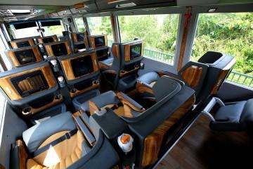 Điểm danh 5 hãng xe Limousine Sài Gòn - Đà Lạt chất lượng nhất