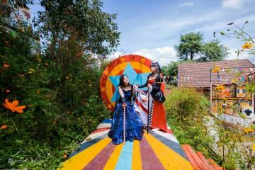 MAGIC LAND – Khu check in mang phong cách Châu Âu hot nhất Đà Lạt