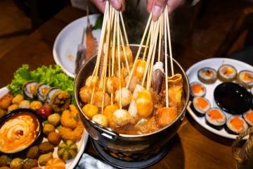 Rủ nhau đến quán ăn Hàn Quốc ngon mê li ở Đà Lạt