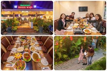 Nhà hàng Hoàn Kiệt – Vẻ đẹp tinh tế của nền ẩm thực Á Đông