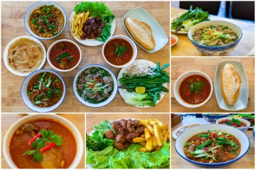 Thưởng thức ẩm thực Ấn Độ ngon-lạ giữa lòng phố núi Đà Lạt