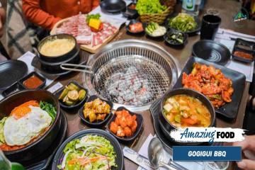 Gogigui nhà hàng chuẩn vị Hàn Quốc ẩn mình giữa lòng Đà Lạt