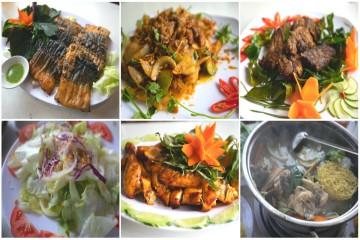 Thưởng thức ẩm thực Tây Nguyên giữa không gian núi đồi thơ mộng