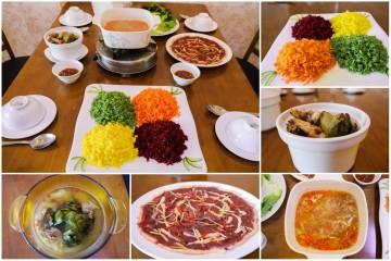 Say mê ẩm thực đậm đà hương vị phố núi tại Nhà hàng PALOMA