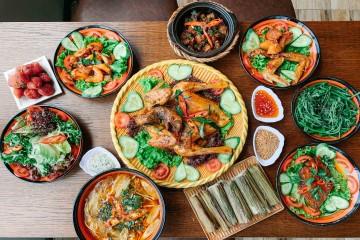Lưu luyến bữa cơm đậm đà hương sắc của phố núi Đà Lạt