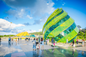 Quảng trường Lâm Viên - Trái tim của thành phố Đà Lạt