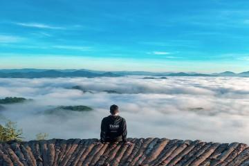 Trải nghiệm Tour săn mây Đà Lạt trọn gói chỉ 200k /1 khách
