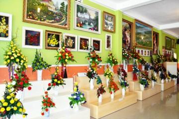 Rừng Hoa Đà Lạt-Showroom hoa khô