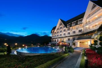 Top 5 khách sạn 5 sao không thể bỏ qua ở Đà Lạt