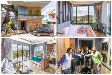 Tận hưởng trọn vẹn kỳ nghỉ trong mơ tại Tariana Villa Đà Lạt