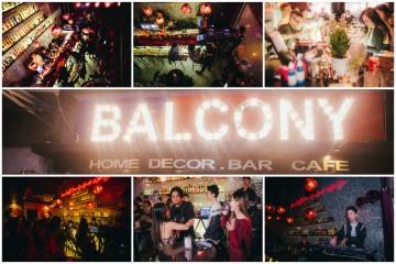 """THE BALCONY Speakeasy Bar - Thả trôi xúc cảm trong không gian cực """"chất"""""""
