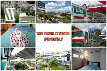 The Train Station Homestay - Những toa tàu chở giấc mơ Đà Lạt